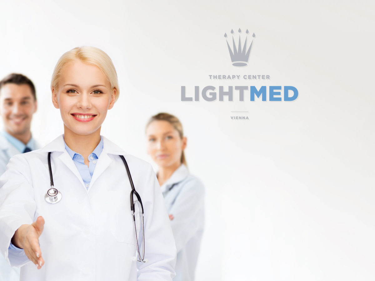 Lightmed Therapy Center Eröffnung