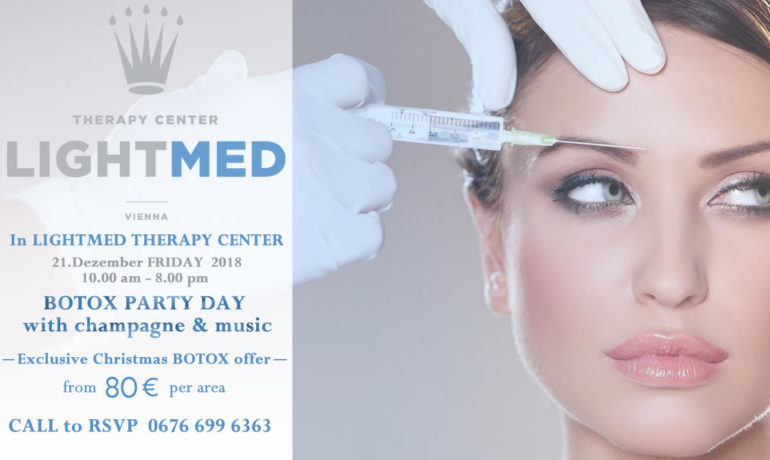 Lightmed BOTOX PARTY DAY